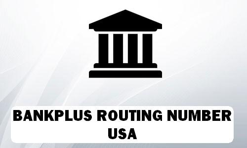 BankPlus Routing Number