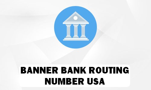 Banner Bank Routing Number