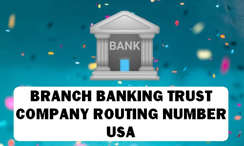 BBT Routing Number