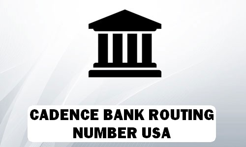 Cadence Routing Number