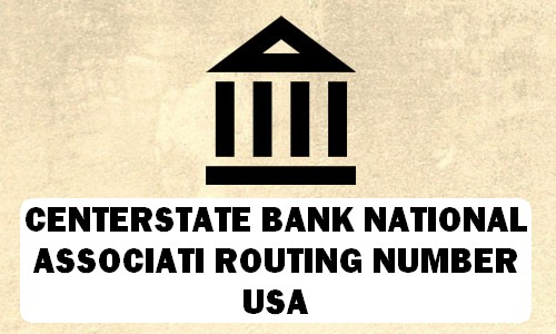 Centerstate Routing Number