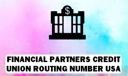 Financial Partners Routing Number