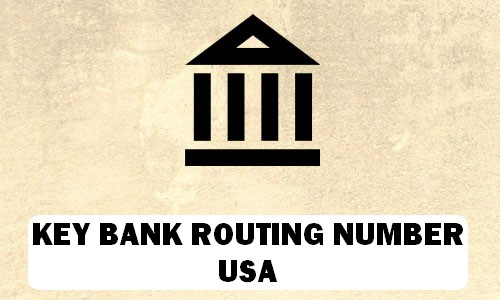 Key Routing Number