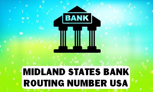 Midland Bank Routing Number