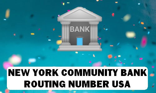 New York Bank Routing Number