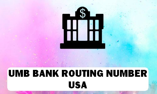 UMB Routing Number