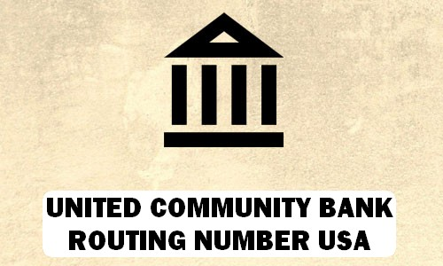 United Community Routing Number